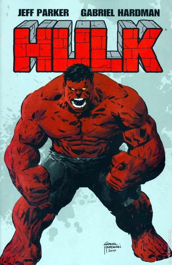 Hulk #25