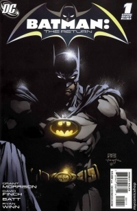 Batman The Return #1