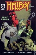Hellboy Being Human
