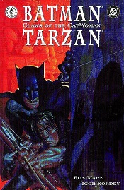Suspended Animation: Batman Tarzan Claws Of The Catwoman