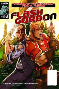 Flash Gordon Invasion Of The Red Sword #6