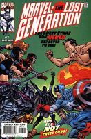 Marvel: The Lost Generation