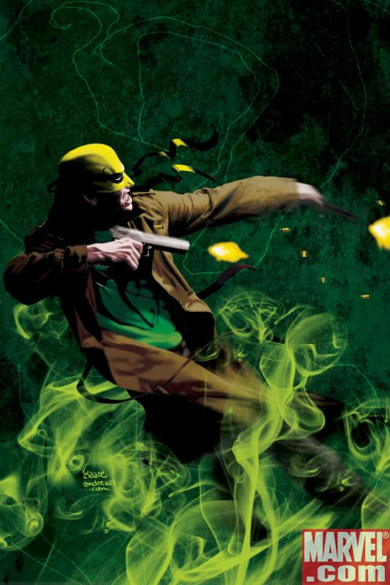 Superhero Wallpapers-Iron Fist 3